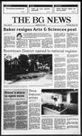 The BG News May 27, 1987