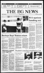The BG News June 17, 1987