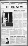 The BG News July 15, 1987