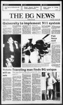 The BG News August 12, 1987