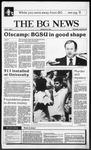 The BG News August 26, 1987