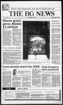 The BG News August 28, 1987