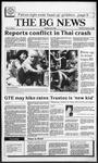The BG News September 1, 1987