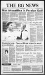 The BG News September 3, 1987