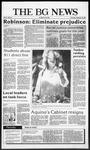 The BG News September 10, 1987