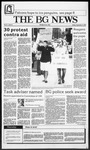 The BG News September 11, 1987