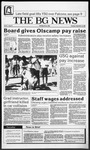 The BG News September 15, 1987