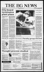 The BG News September 16, 1987