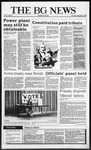 The BG News September 17, 1987