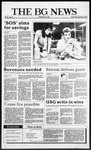 The BG News September 23, 1987