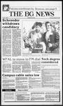The BG News September 29, 1987