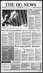 The BG News September 30, 1987