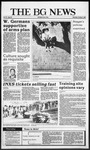 The BG News October 1, 1987