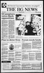 The BG News October 6, 1987