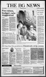 The BG News October 7, 1987