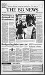The BG News October 13, 1987