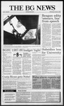 The BG News October 14, 1987