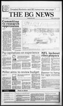 The BG News October 16, 1987