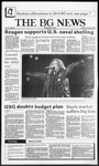 The BG News October 20, 1987