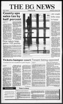 The BG News October 21, 1987