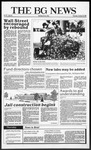 The BG News October 22, 1987