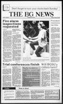 The BG News October 23, 1987