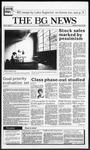 The BG News October 27, 1987