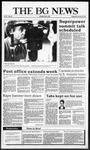The BG News October 28, 1987