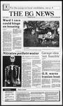 The BG News November 3, 1987