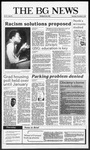 The BG News November 5, 1987
