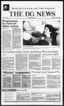 The BG News November 6, 1987
