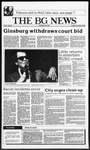 The BG News November 10, 1987