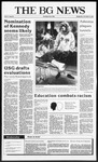 The BG News November 11, 1987