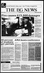 The BG News November 13, 1987
