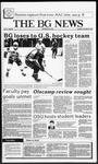 The BG News November 17, 1987