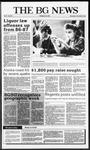 The BG News November 18, 1987