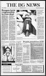 The BG News November 19, 1987