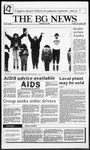 The BG News December 1, 1987