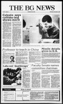 The BG News December 3, 1987