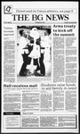 The BG News December 8, 1987