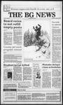 The BG News January 12, 1988