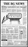 The BG News January 13, 1988