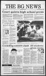 The BG News January 14, 1988