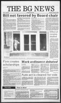 The BG News January 21, 1988