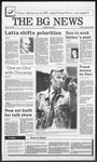 The BG News January 22, 1988