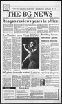 The BG News January 26, 1988
