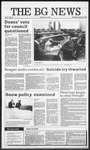 The BG News January 27, 1988