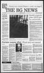 The BG News January 29, 1988