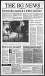 The BG News February 4, 1988