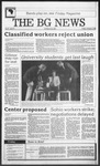 The BG News February 5, 1988